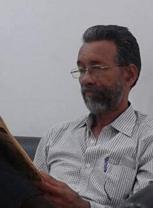 """Prof. Madan Vaishnava """"Shakunta"""""""